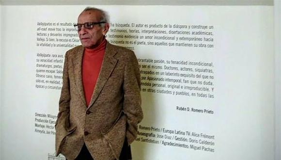 Reynaldo Naranjo, poeta y periodista peruano, falleció a los 84 años. (Foto: Facebook)