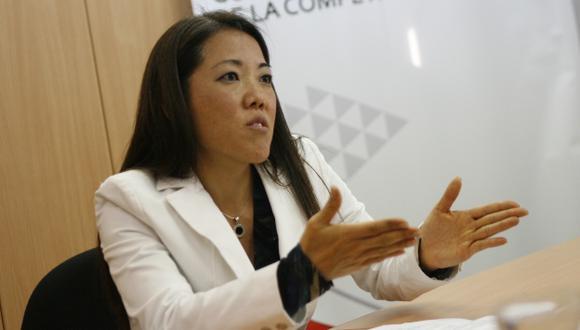 Angélica Matsuda, directora del Consejo Nacional de Competitividad. (David Vexelman)