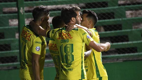 Defensa y Justicia afronta un complicado debut en la Libertadores 2020 ante Santos. (Foto: Defensa)