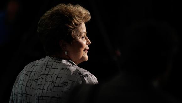 ¿QUÉ DIRÁ? Rousseff reclamaba por espionaje de EE.UU. ¿Y ahora? (AP)