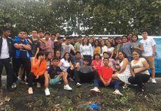Cónsul de Perú en Guayaquil ya se encuentra con estudiantes varados en Ecuador por protestas