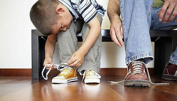 Los padres deben tener mucha paciencia al ver a sus hijos cometer errores. (Internet)