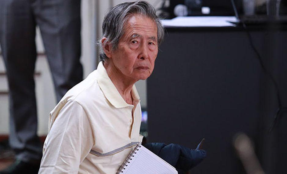 Alberto Fujimori cumple su condena de 25 años de cárcel por los casos Barrios Altos y La Cantuta en el penal de Barbadillo. (Foto: GEC)