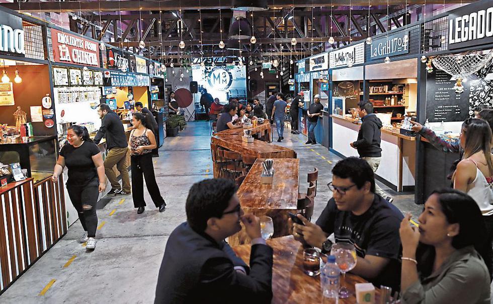 Sabores21: Mercado San Martín, espacio para todos. (Piko Tamashiro)