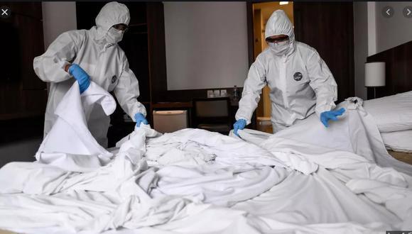 Lambayeque: Bebé de dos meses muere por COVID-19 dentro de su vivienda. (Foto referencial)
