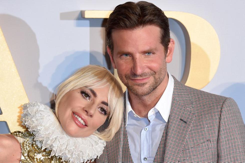 """Lady Gaga y Bradley Cooper sorprendieron a todos al cantar juntos el tema """"Shallow"""". (Foto: AFP)"""