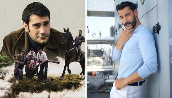 Ugur Günes habló al nombre de muchos actores turcos que son obligados a trabajar mucho tiempo para capítulos de 120 minutos. (Foto: Instagram @ugurgunesoficial / @tierra_amarga_)