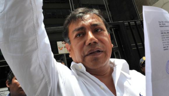Exalcalde de SJL Ricardo Chiroque Paico sería testaferro de Rodolfo Orellana, según la Fiscalía.
