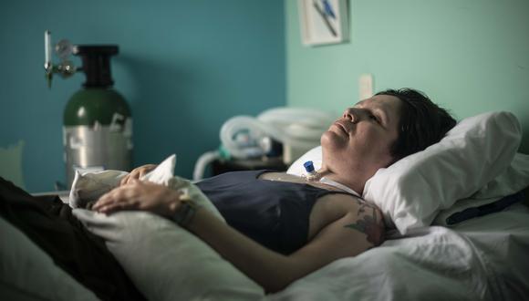 Ana Estrada podrá acceder a la eutanasia tras fallo de la Corte Superior de Justicia de Lima.  (Foto: Elías Alfageme / Somos)