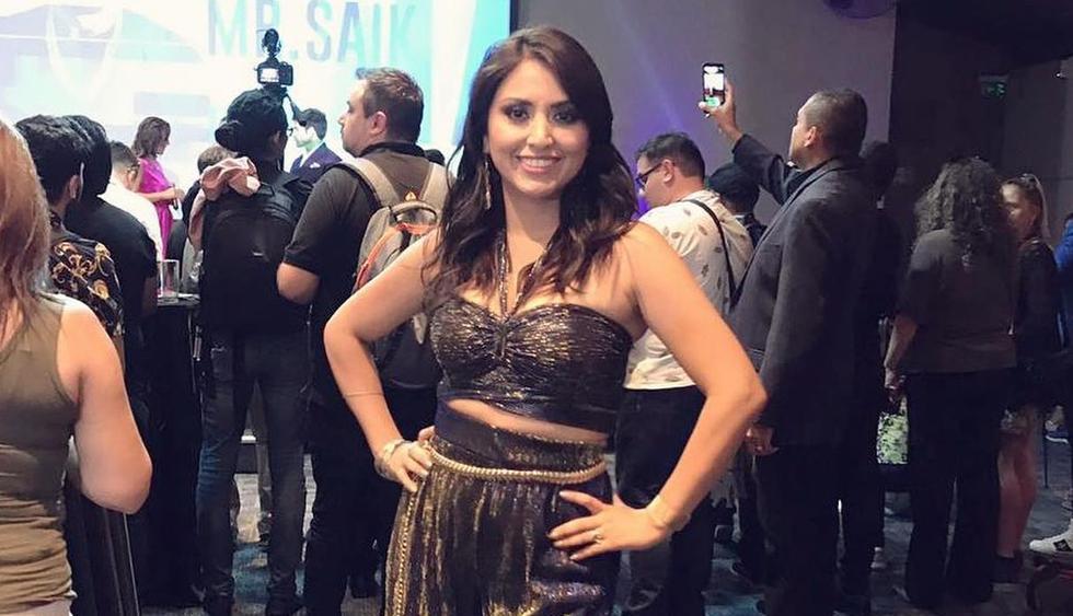 La cantante peruana Nicole Pillman indicó que viene pasando por un gran momento enriquecedor en Viña del Mar. (Foto: @nicolepillman)