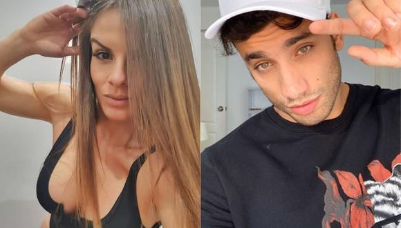 Alejandra Baigorria es vinculada sentimentalmente con su compañero Said Palao. (Foto: Instagram)