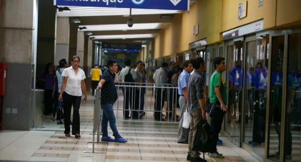 Actualmente, el Metropolitano cuenta con unos 400 agentes de seguridad. (Foto: Perú 21)