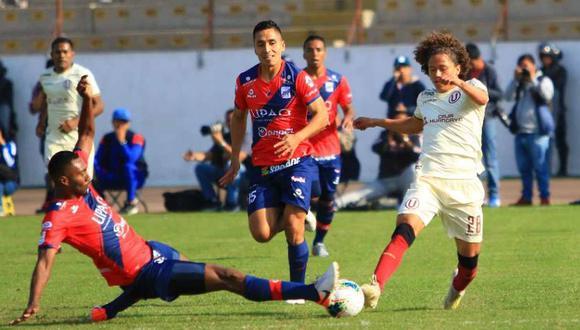 Carlos A. Mannucci vs. Unión Comercio se enfrentan en la Liga 1. (Foto: GEC)