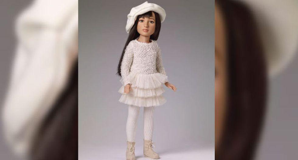 Te contamos quién inspiró la creación de esta muñeca. (Facebook de Jazz Jennings)