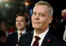 Antti Rinne, de 'gánster sindical' a probable primer ministro finlandés