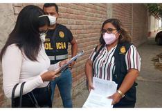 La Libertad: PNP interviene a 5 miembros de red criminal dedicada a la estafa de bancos