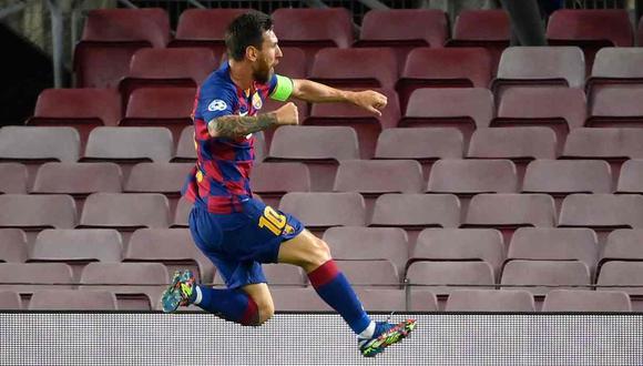 PSG siguió el caso de Lionel Messi y Barcelona. (Foto: AFP)