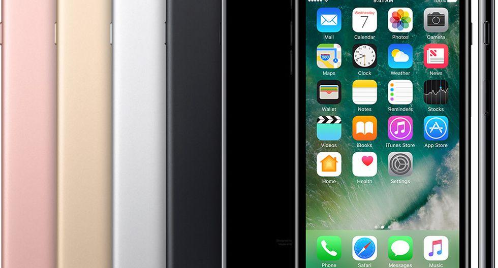 iPhone 7 plus (2016)