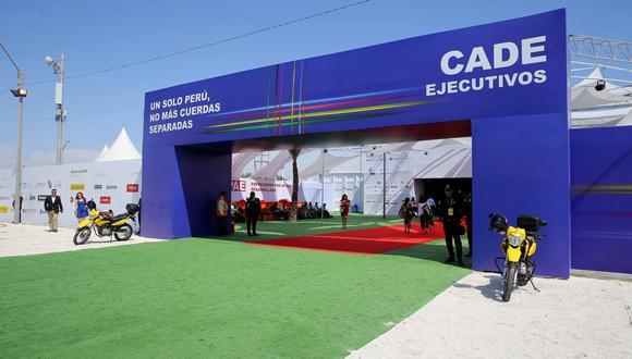 La CADE Ejecutivos 2019 se celebrará en Paracas. (Foto: GEC)