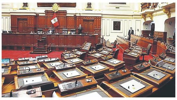 Esta semana el Parlamento realizará una sesión del pleno el jueves y una sesión de la Comisión Permanente el viernes. (Foto: GEC)