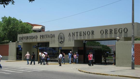 La Universidad Privada Antenor Orrego (UPAO), en Trujillo. (Foto:GEC)