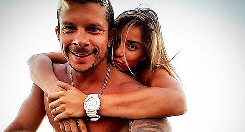 "Mario Hart tras polémica entre Korina Rivadeneira y Gino Pesaressi: ""Yo confío en mi esposa"". (Foto: Instagram)"