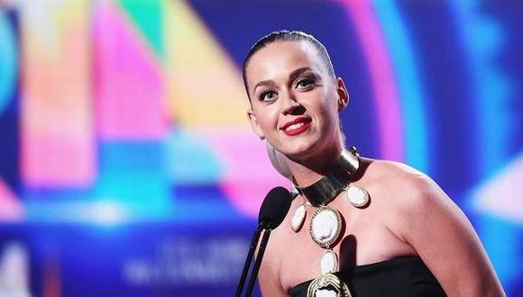 Katy Perry está nominada a dos categorías de los premios Grammy. (Facebook Katy Perry España)