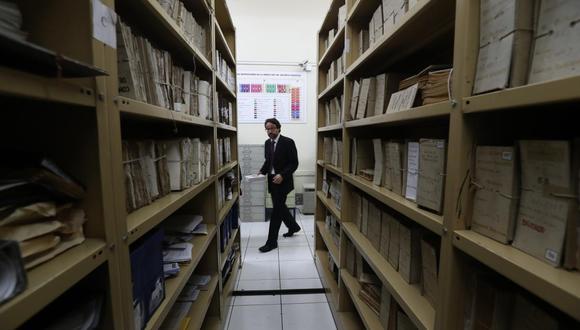 Entre los casos hay delitos contra el patrimonio en general, contra la fe pública y contra la Administración del Estado. (Foto: El Comercio)
