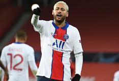 PSG: Neymar quedó apto para volver a jugar y enfrentaría a Olympique Marsella en la Supercopa francesa