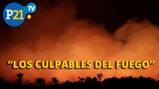 Los culpables del fuego