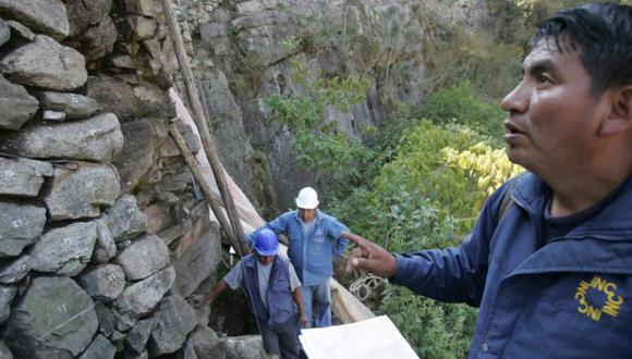 La Unesco supervisa permanentemente las ruinas. (USI)