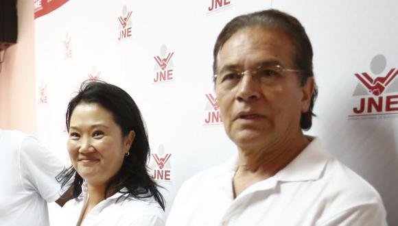 Vladimiro Huaroc: JNE lo excluyó como candidato al Congreso por Fuerza Popular. (Perú21)