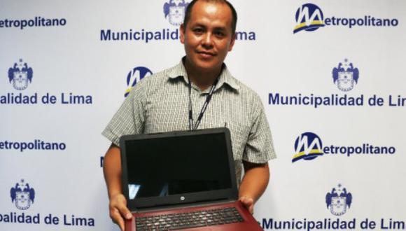 Corazao Orozco contó que abordó el bus en el Terminal Naranjal de Independencia.