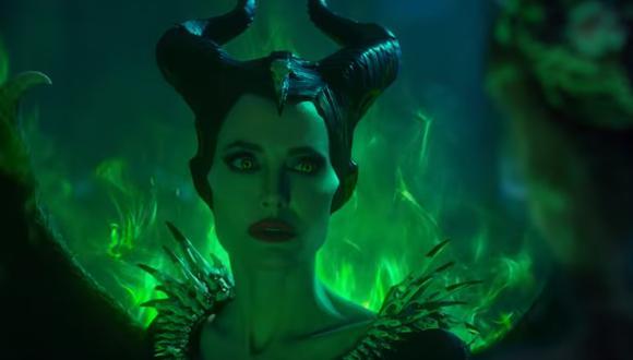 """Disney acaba de publicar el primer adelanto de """"Maléfica 2: Dueña del mal"""". (Captura de pantalla)"""