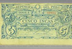 Antes de intis y los soles: estos eran los billetes que circularon en el Perú en los años 1800 a 1900