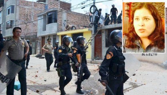 Cajamarca: Jueza Carmen Araujo fue separada del cargo. (El Comercio/Andina)