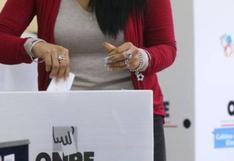 Elecciones 2021: toda la información que necesitas saber para votar rápido