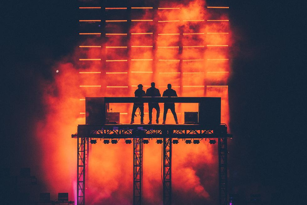 Miami: Swedish House Mafia y su retorno al Ultra Music Festival 2018. (Facebook/SwedishHouseMafia)