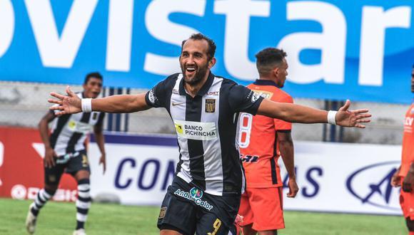 Barcos llega cinco goles en la temporada y es hasta el momento el mejor refuerzo de Alianza Lima. (Foto: Alianza Lima)