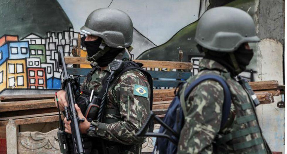El estado de Río de Janeiro afronta una grave crisis de seguridad que se desató tras la celebración de los Juegos Olímpicos del 2016. (Foto referencial: EFE).