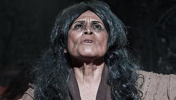 Irma Maury regresa al cine con la película 'Nasca Yuukai'. (Créditos: CRP)