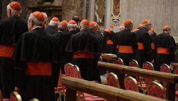 SIN FECHA. En tanto, los cardenales todavía no definen la fecha para elegir al nuevo pontífice. (AP)