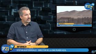 Stefan Austermühle habla sobre Paracas