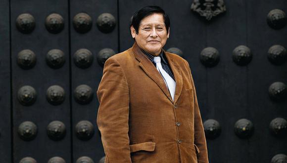 Juan Pari. Ex presidente de la comisión Lava Jato. (Perú21)