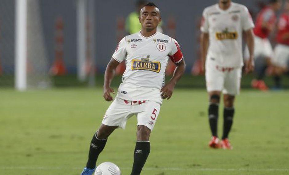 Antonio Gonzales será titular en Universitario de Deportes. (Perú21)
