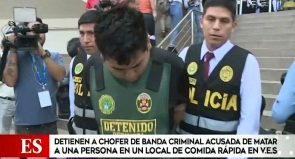 Brayan Lévano Ochoa habría participado del robo y asesinato a un hombre en Villa El Salvador. (Foto: Captura América Noticias)