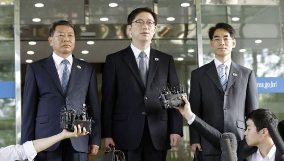 Corea del Sur hizo el anuncio. (AP)