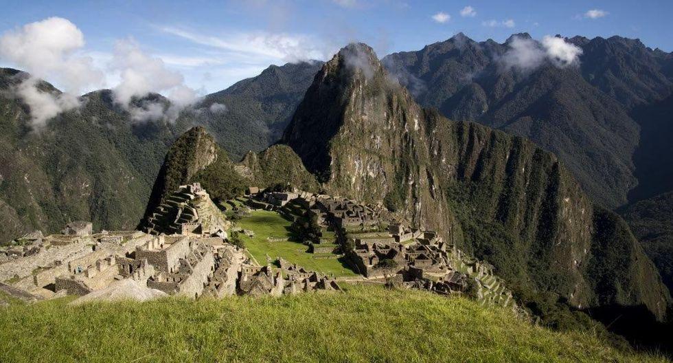 Los Oscar del Turismo' galardonaron a nuestro país en la categoría Mejor atracción turística de Sudamérica: Machu Picchu. (Promperú)