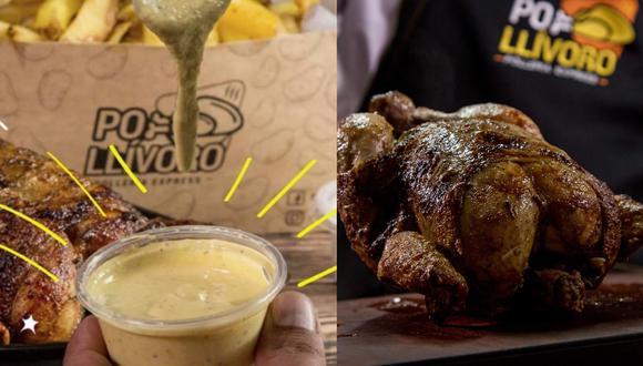 El chef Roberto Mamani del restaurante el 'Pollívoro' nos trae sus secreto para preparar un delicioso aji polleto. (Foto: El Pollívoro)