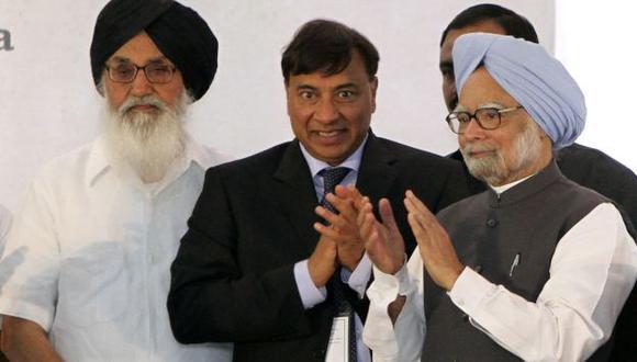Lakshmi Mittal, el más rico. (Reuters)